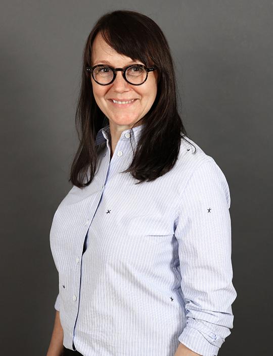 Rita Rajas Physiotherapeutin Porträt